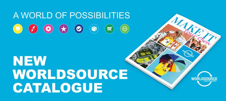 New WorldSource catalogue