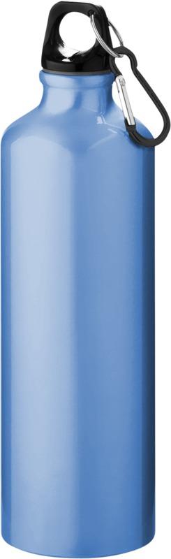 Botella mosquetón. Regalos promocionales y reclamos publicitarios