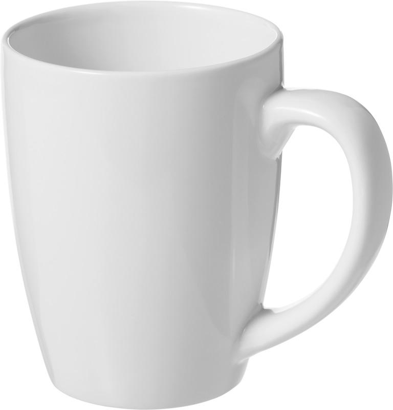 Taza cerámica . Regalos promocionales y reclamos publicitarios