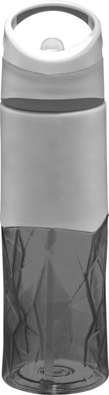 Botella deporte geométrica. Regalos promocionales y reclamos publicitarios