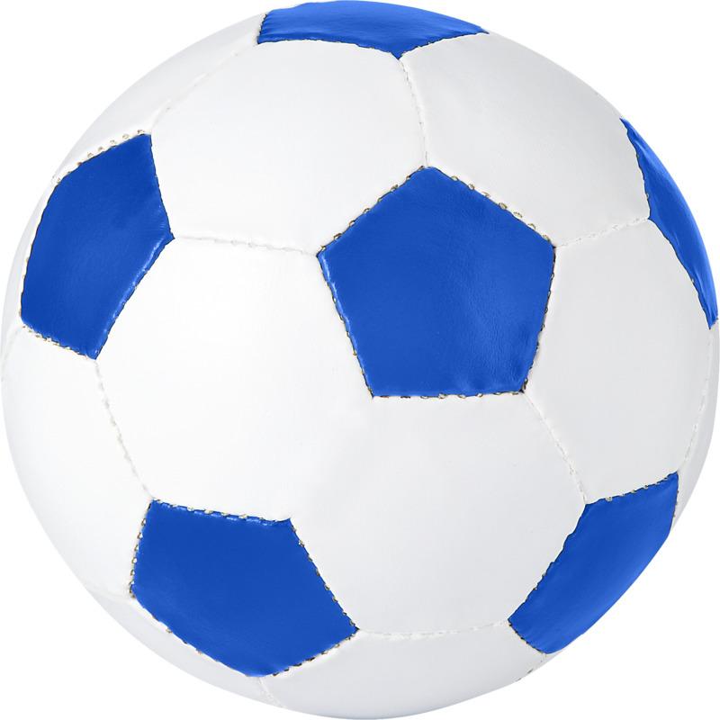 Balón fútbol . Regalos promocionales y reclamos publicitarios