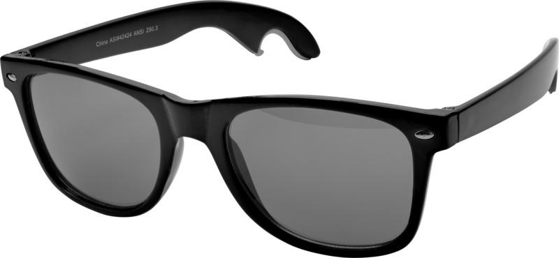 Gafas sol abridor . Regalos promocionales y reclamos publicitarios