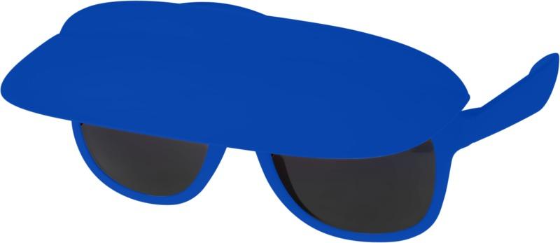 Gafas sol visera. Regalos promocionales y reclamos publicitarios