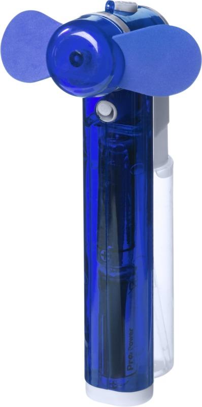Ventilador agua . Regalos promocionales y reclamos publicitarios