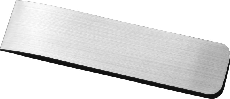 Marcapáginas magnético aluminio . Regalos promocionales y reclamos publicitarios