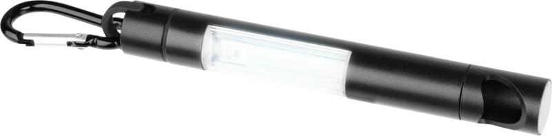 Mini linterna abridor. Regalos promocionales y reclamos publicitarios