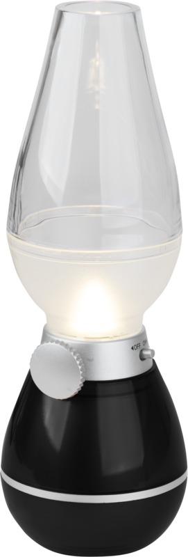 Lámpara quinqué sensor . Regalos promocionales y reclamos publicitarios