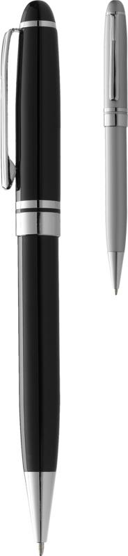 Bolígrafo metálico. Regalos promocionales y reclamos publicitarios