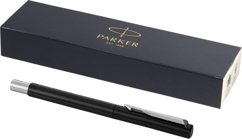 Roller Parker Vector. Regalos promocionales y reclamos publicitarios