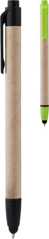 Bolígrafo puntero . Regalos promocionales y reclamos publicitarios