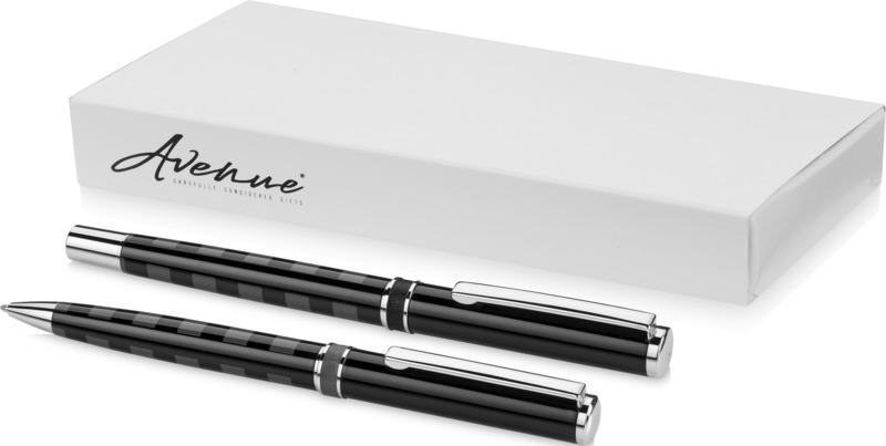 Set bolígrafo/ roller. Regalos promocionales y reclamos publicitarios