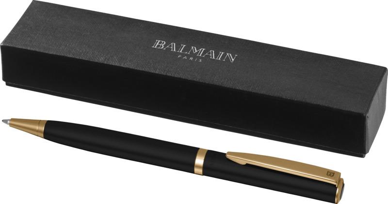 Bolígrafo lacado. Regalos promocionales y reclamos publicitarios