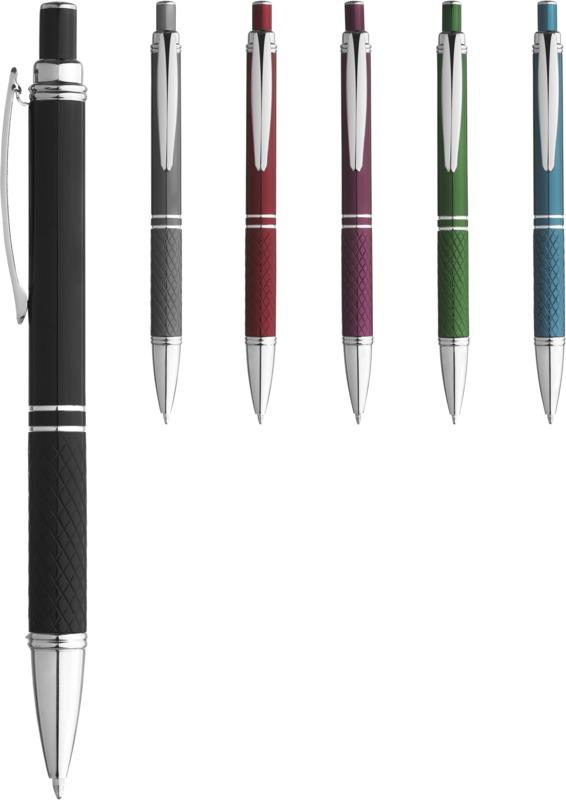 Bolígrafo . Regalos promocionales y reclamos publicitarios