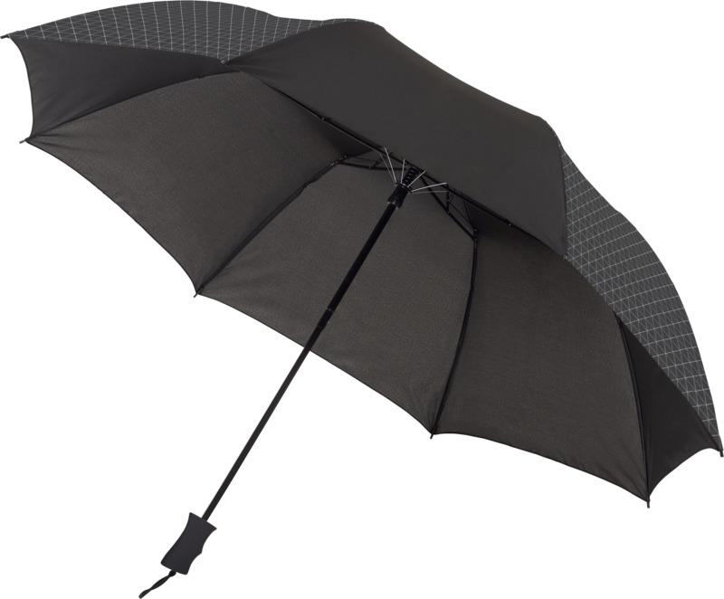 Paraguas automático 2 secciones 23. Regalos promocionales y reclamos publicitarios
