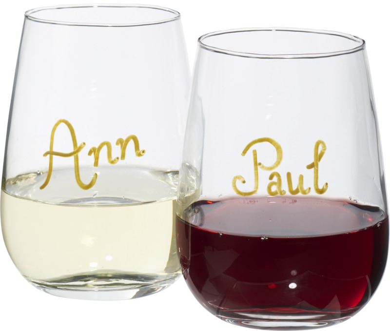 Set vino marcador . Regalos promocionales y reclamos publicitarios