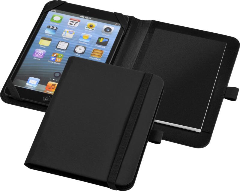 Portafolios mini tableta. Regalos promocionales y reclamos publicitarios
