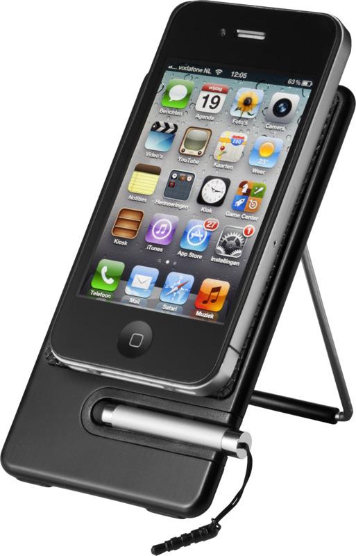 Soporte smartphone/ puntero. Regalos promocionales y reclamos publicitarios