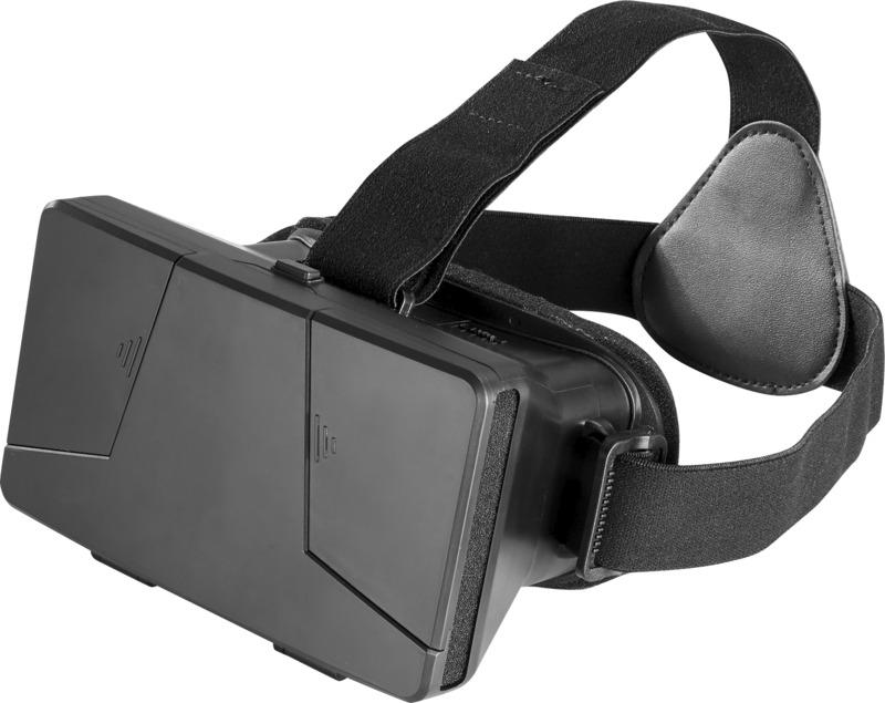 Gafas realidad virtual. Regalos promocionales y reclamos publicitarios