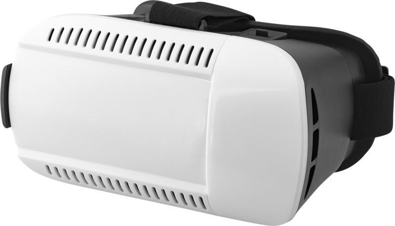 Gafas realidad virtual . Regalos promocionales y reclamos publicitarios
