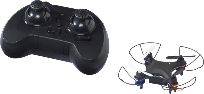 Mini dron cámara/ control remoto. Regalos promocionales y reclamos publicitarios