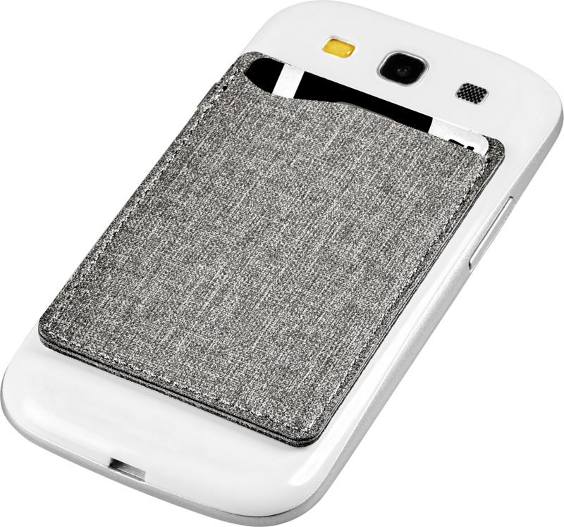 Cartera móvil premium anti RFID. Regalos promocionales y reclamos publicitarios