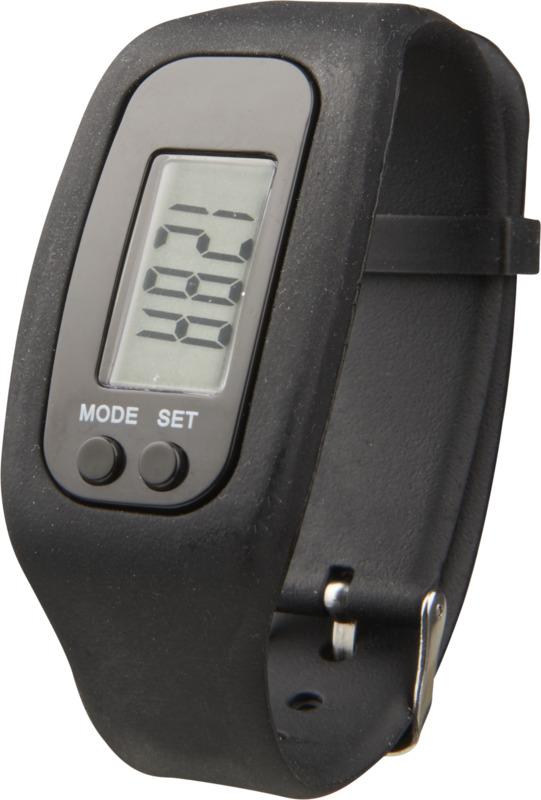 Smartwatch/ podómetro. Regalos promocionales y reclamos publicitarios