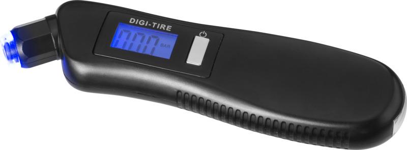 Manómetro digital 3 en 1 neumáticos luz. Regalos promocionales y reclamos publicitarios