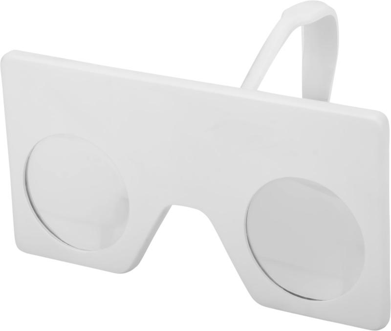 Gafas mini realidad virtual/ clip. Regalos promocionales y reclamos publicitarios