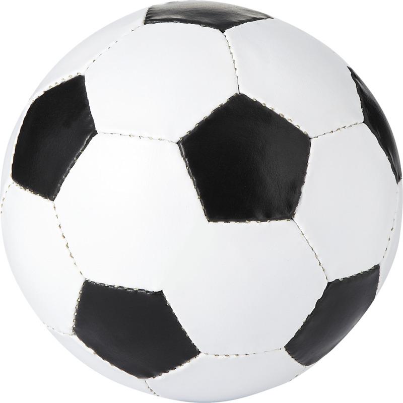 Balón fútbol. Regalos promocionales y reclamos publicitarios