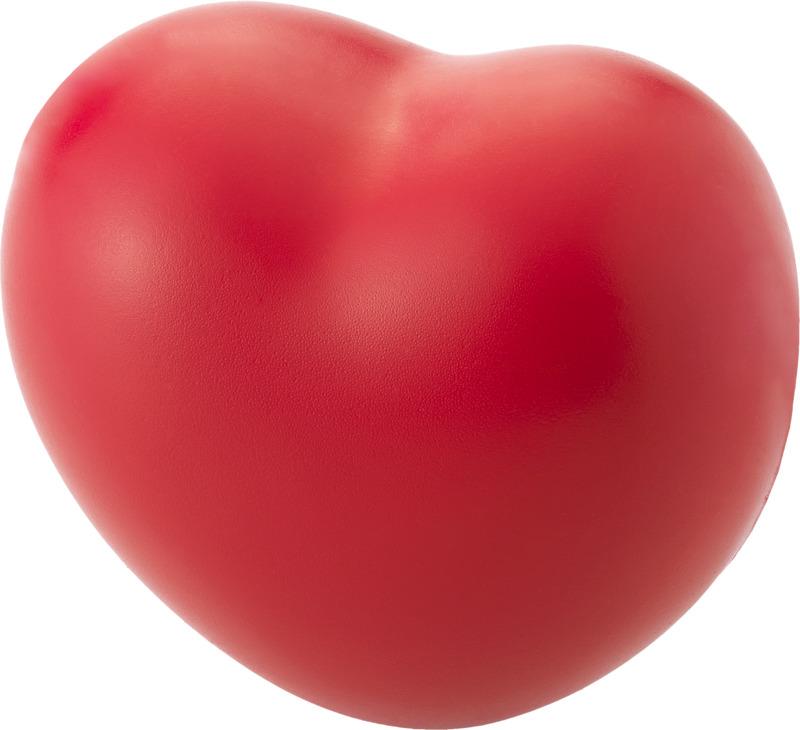 Antiestrés corazón. Regalos promocionales y reclamos publicitarios