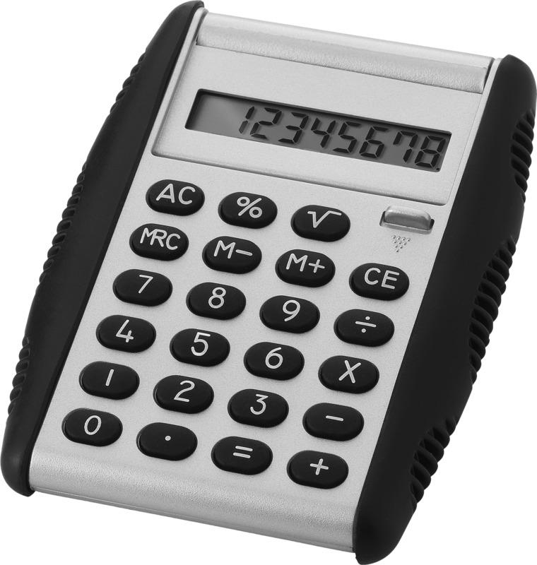 Calculadora. Regalos promocionales y reclamos publicitarios