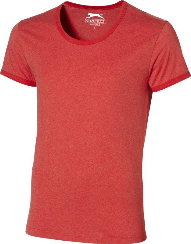 Camiseta Slazenger m/c . Regalos promocionales y reclamos publicitarios