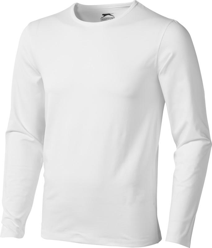 Camiseta Slazenger m/l . Regalos promocionales y reclamos publicitarios