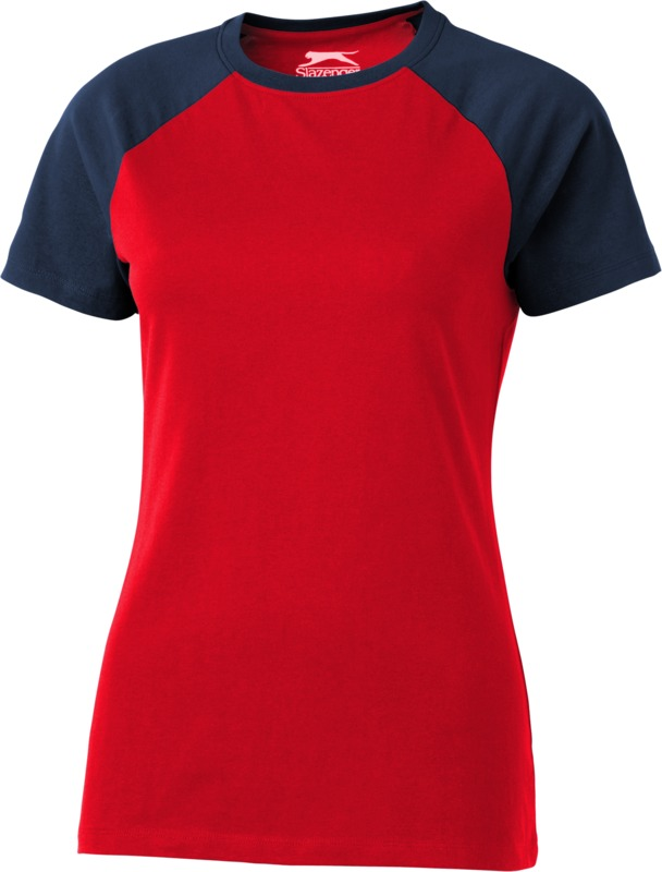 Camiseta Slazenger m/c mujer . Regalos promocionales y reclamos publicitarios