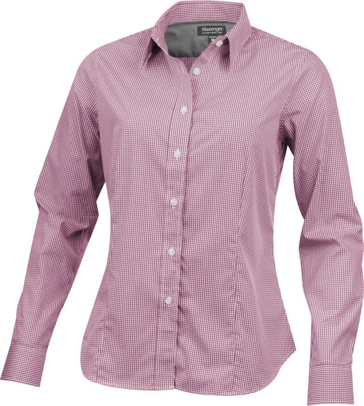 Camisa Slazenger m/l mujer . Regalos promocionales y reclamos publicitarios