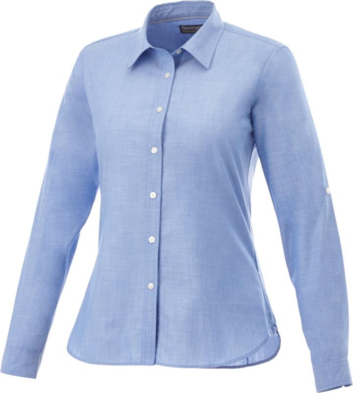 Camisa mujer m/l. Regalos promocionales y reclamos publicitarios