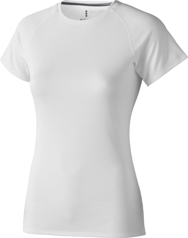 Camiseta Cool Fit mujer. Regalos promocionales y reclamos publicitarios