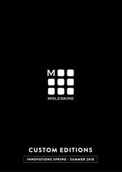 Moleskine magazine