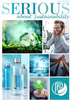 Serious about sustainability